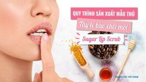 Gia công tẩy tế bào chết đường Hanacos Vietnam
