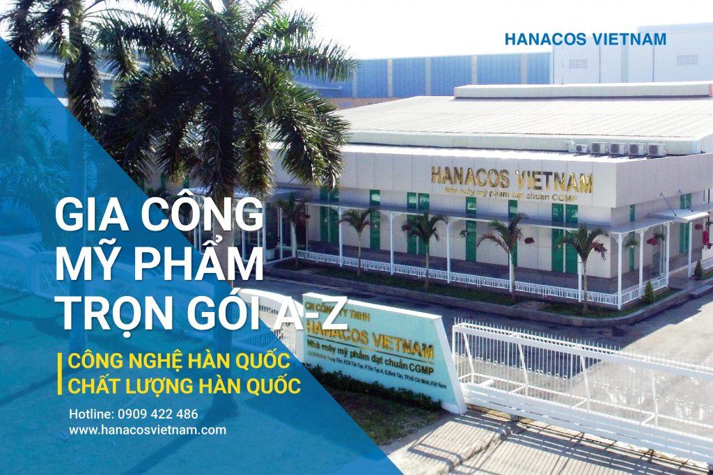 Nhà máy Hanacos Vietnam đạt tiêu chuẩn CGMP bởi Cục Quản lý dược - Bộ Y tế